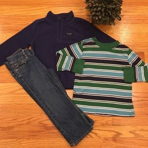Old Navy Boys 3 Piece Winter Set 4T